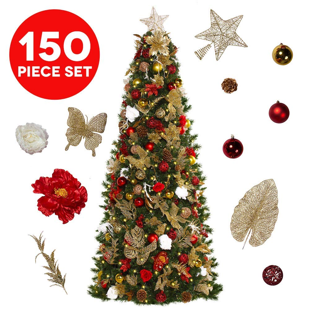 christmas tree dcor kits - Christmas Tree Decoration Kits