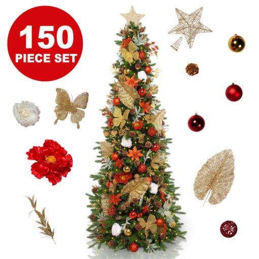 christmas tree dcor kits