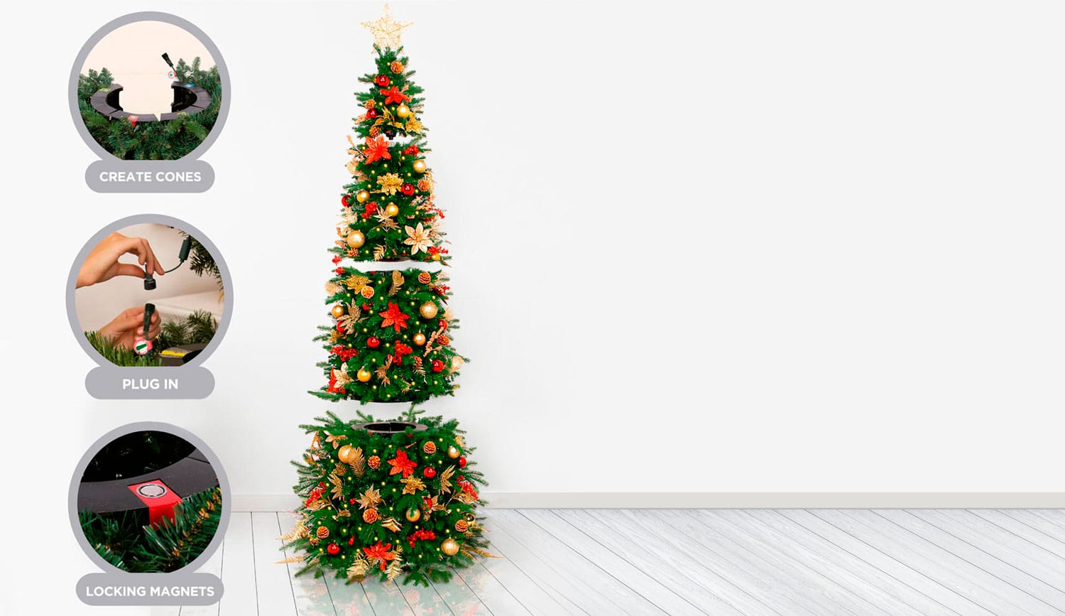 Easy Treezy Artificial Christmas Trees