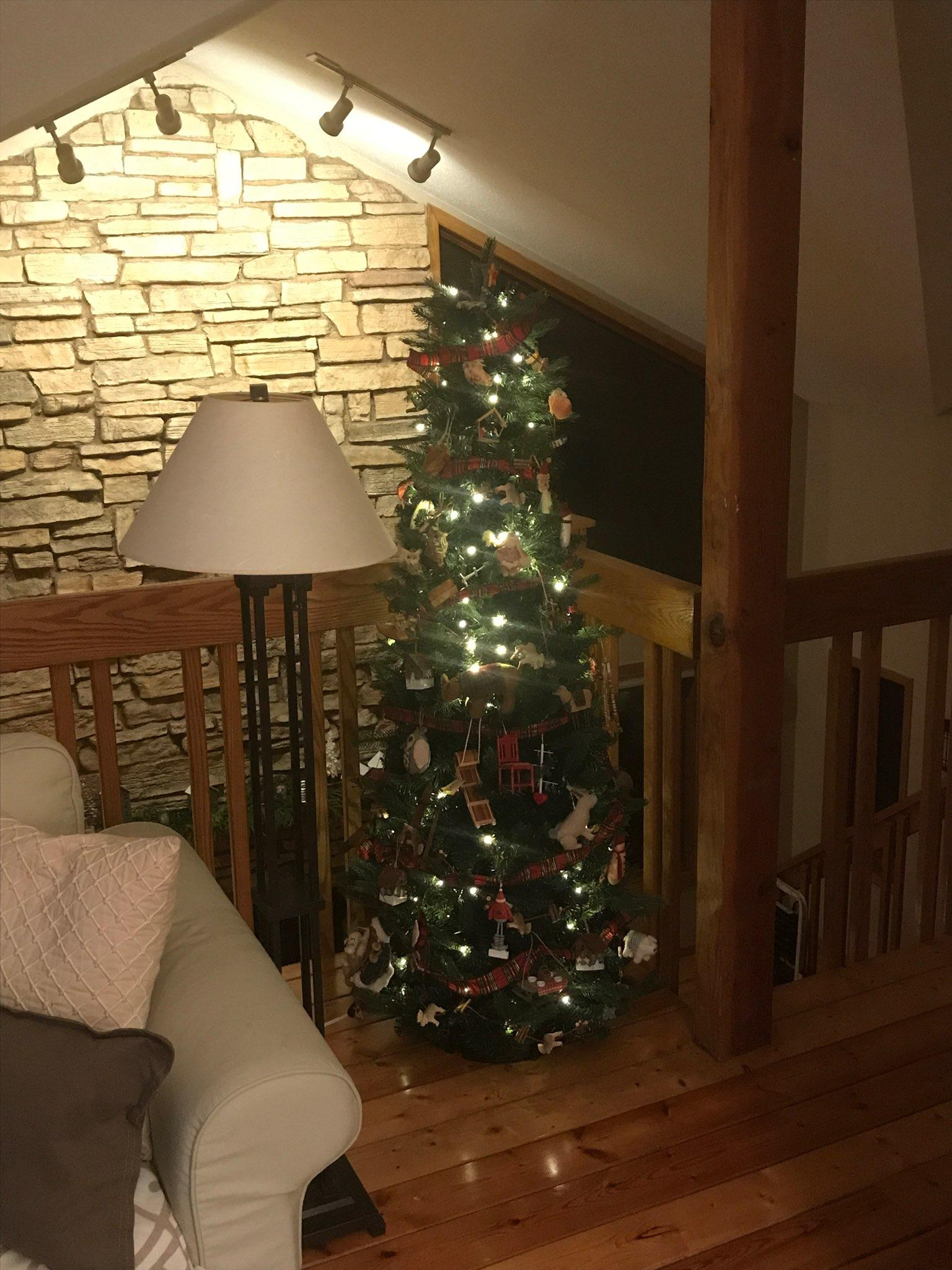 Easy Treezy Using Smaller Christmas Trees To Decorate Your Home